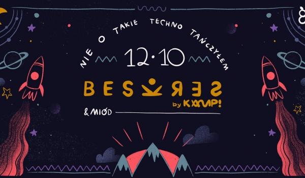 Going. | Nie o takie techno tańczyłem x Beskres (dj set by KAMP!) - Ciało