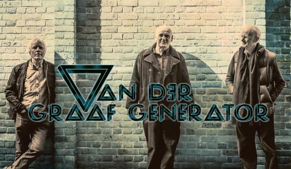 Going. | Van Der Graaf Generator | Kraków - Klub Studio