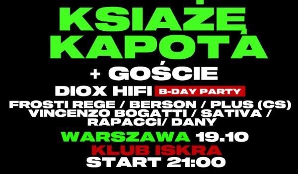 Going. | Książe Kapota + Goście - Iskra Pole Mokotowskie