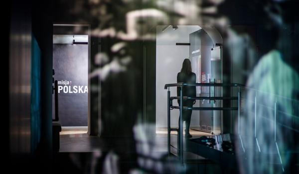 Going. | Misja: Polska. Misja: Wrocław - Muzeum Pana Tadeusza