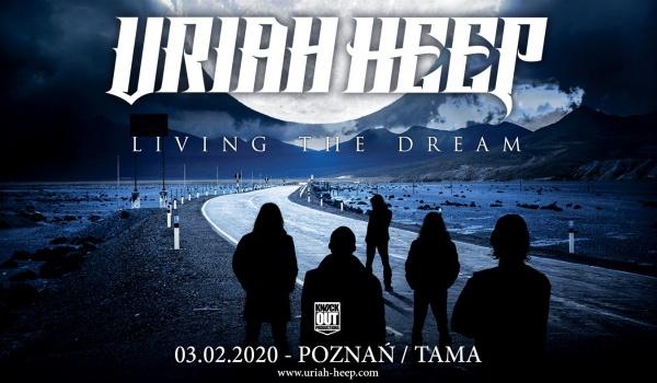 Going. | Uriah Heep | Poznań - Tama