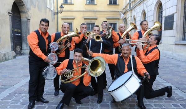 Going. | Fanfara Transylvania - Ethno Jazz Festival - Sala Gotycka w Starym Klasztorze