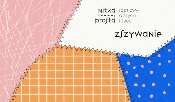 Going. | Nitka prosta, vol. 1: Zszywanie - Stół Powszechny
