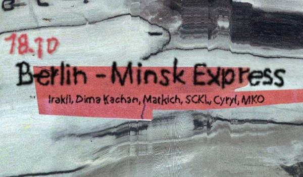 Going.   Berlin - Mińsk Express - Jasna 1