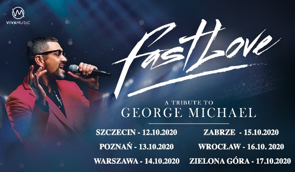 Going. | Fast Love, a Tribute to George Michael | Szczecin - Netto Arena