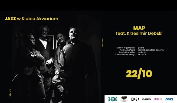 Going. | Jazz w Akwarium | MAP feat. Krzesimir Dębski - Akwarium - Skwer Hoovera