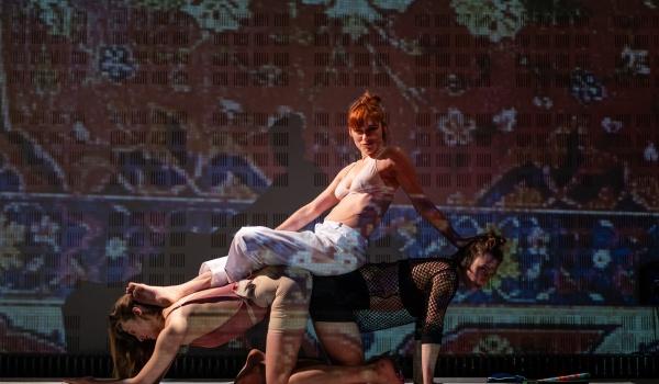 Going. | Lipa w cukrze - Nowy Teatr | Sala teatralna