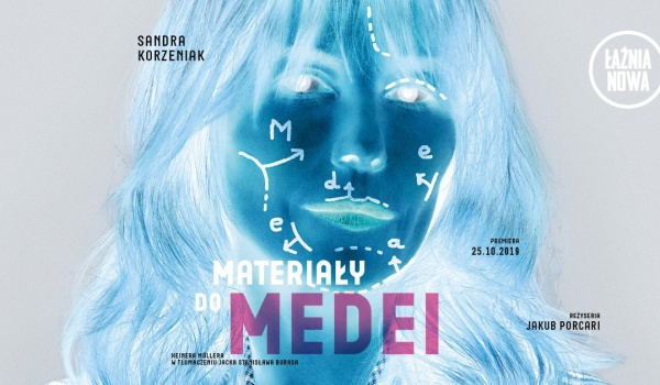 Going. | Premiera: Materiały do Medei | reż. J. Porcari - Teatr Łaźnia Nowa