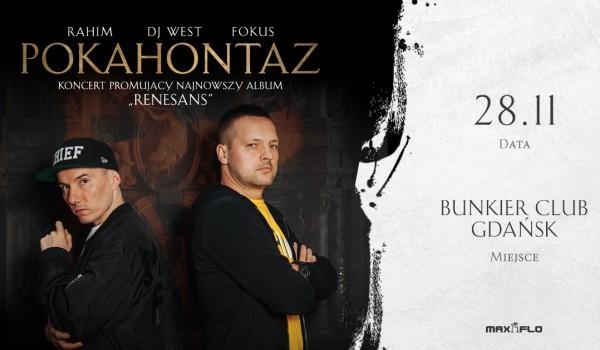 Going. | Pokahontaz / Bunkier / Gdańsk - Bunkier Club