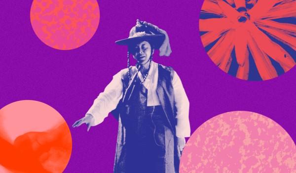 Going. | UNSOUNDED SOUND PROJECT - muzyka koreańskich szamanów | Festiwal Radio Azja - TR Warszawa