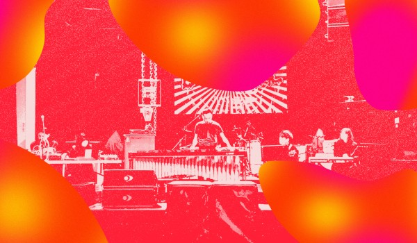 Going. | GO GO MACHINE ORCHESTRA | Festiwal Radio Azja - teatr TR Warszawa