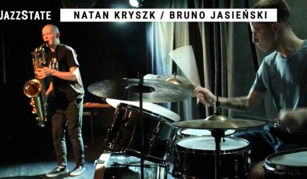 Going. | Natan Kryszk/Bruno Jasieński I jam session - JazzState