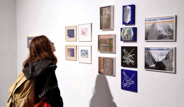 Going.   Oprowadzanie po aktualnych wystawach - Galeria Sztuki Wozownia