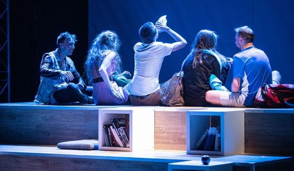Going.   Klub winowajców - Społeczna Scena Debiutów - Teatr WARSawy