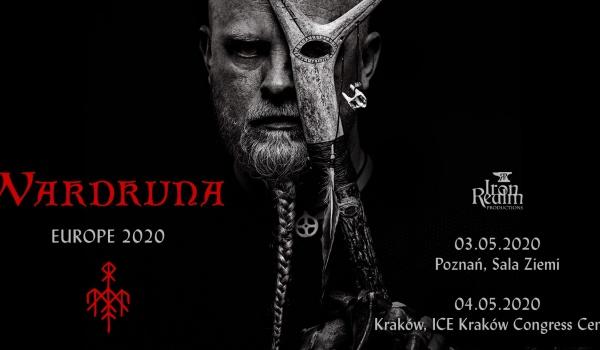 Going. | Wardruna | Kraków - ICE Kraków Congress Centre