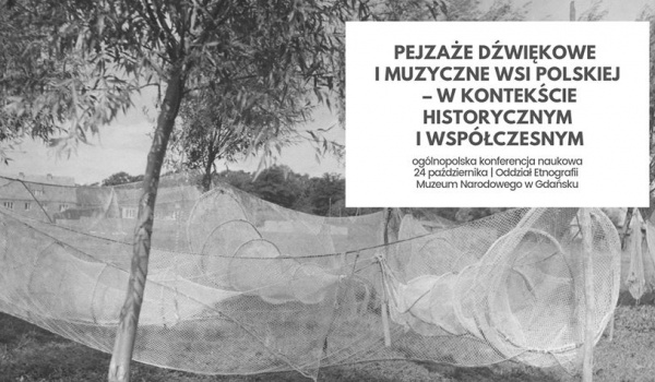 Going. | Pejzaże dźwiękowe i muzyczne wsi polskiej - Oddział Etnografii Muzeum Narodowego w Gdańsku