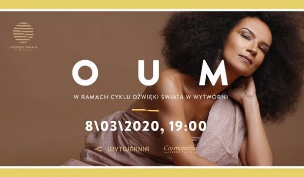 Going. | Dźwięki Świata w Wytwórni - OUM - Klub Wytwórnia
