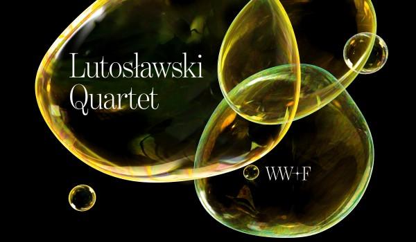 Going. | Lutosławski Quartet | Warsaw Winds+ Festival - Pałac Kultury i Nauki, sala im. Kisielewskiego