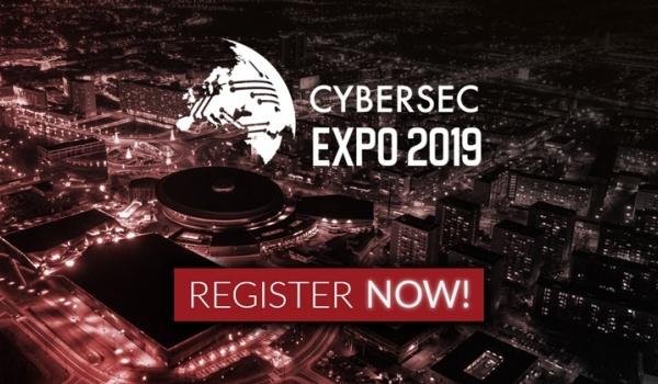 Going. | Cybersec EXPO 2019 - Międzynarodowe Centrum Kongresowe