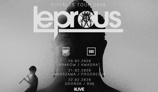 Going. | Leprous - Klub Kwadrat