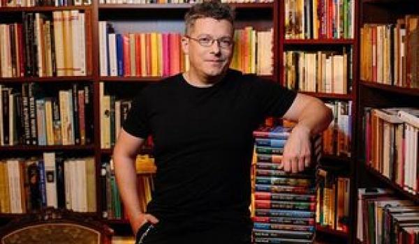 Going.   DKMCZ literatura przygodowa - Spotkanie z Rafałem Kosikiem - Księgarnia Karakter