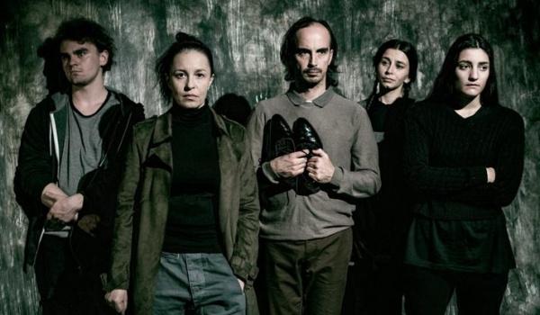 Going. | Ja, Sendlerowa - Teatr Barakah / ArtCafe Barakah