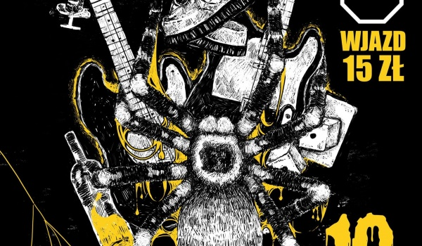 Going. | Tony Tarantula & His Bastards + Szewska Pasja - TU