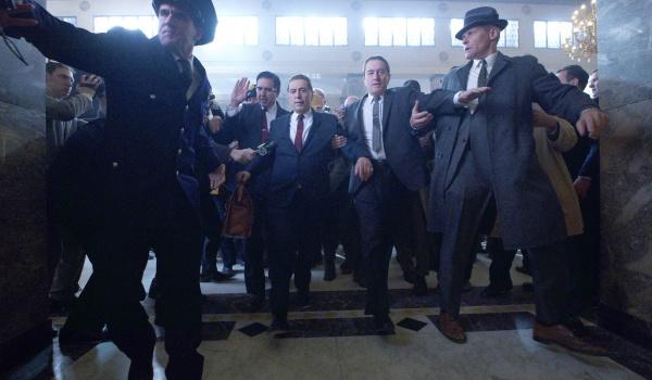 Going. | Irlandczyk - Martina Scorsese - Kino Muranów