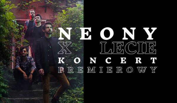 Going. | NEONY 10-lecie zespołu + koncert premierowy III płyty - Czasoprzestrzeń