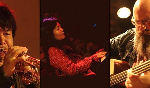 Going. | Wandering the Sound Quintet // Rezydencja Satoko Fujii: Dzień 2 - Klub Alchemia