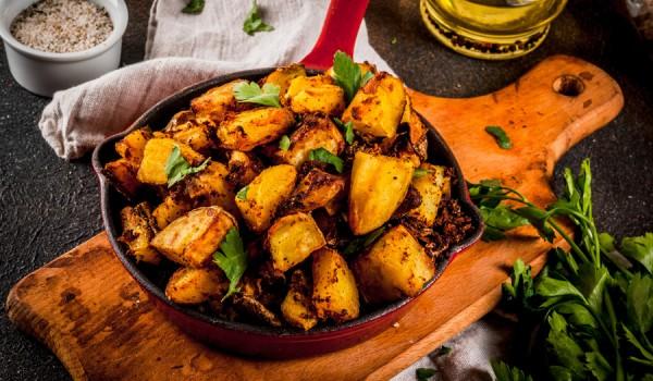 Going. | Ziemniak po indyjsku – warsztaty z Tapim - Burda Food Center
