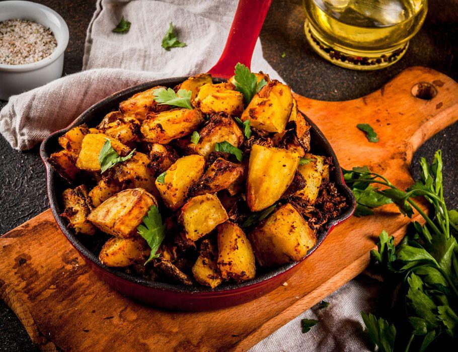 Ziemniak po indyjsku – warsztaty z Tapim