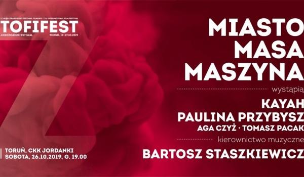 Going.   Miasto Masa Maszyna / koncert zamknięcia - Centrum Kulturalno-Kongresowe Jordanki