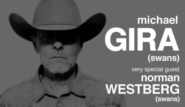 Going. | 2 Nights with Michael Gira & Norman Westberg (Dzień 2) - Pardon, To Tu
