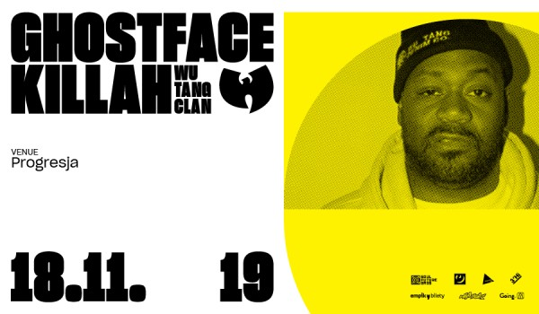 Going. | Ghostface Killah z Wu-Tang Clan na żywo - Progresja