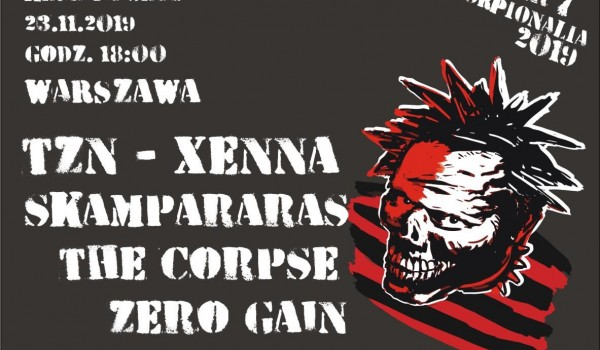 Going. | Skorpionalia nr.7 Warszawa - TZN XENNA, SKAMPARARAS i inni - Pogłos