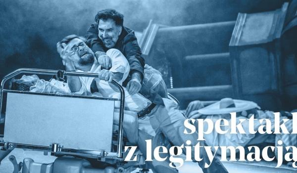 Going. | Spektakl z legitymacją - Narodowy Stary Teatr im. Heleny Modrzejewskiej w Krakowie