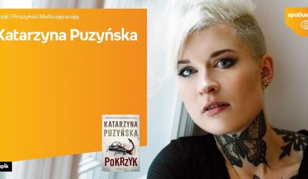 Going.   Spotkanie z Katarzyną Puzyńską - Empik Sp. z o.o. CH Manufaktura w Łodzi