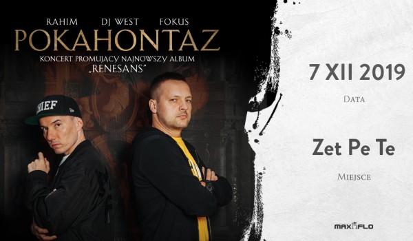 Going. | Pokahontaz | Kraków - Zet Pe Te