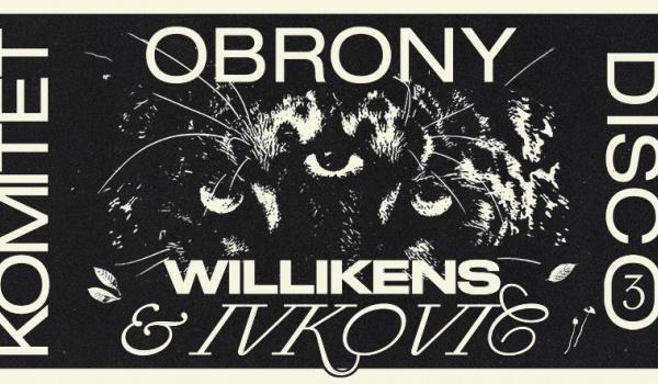 Going. | Ӡ years of Komitet Obrony Disco w/ Willikens & Ivkovic - Jasna 1