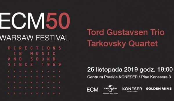 Going. | ECM50 Warsaw Festival - Tord Gustavsen Trio / Tarkovsky Quartet - Centrum Praskie Koneser