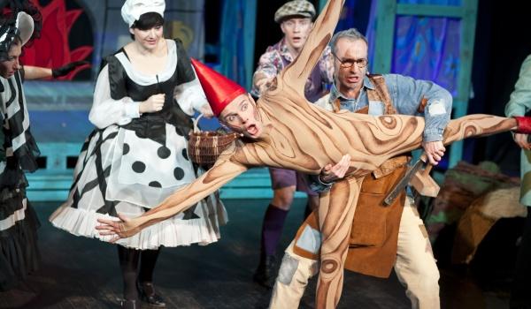 Going. | Pinokio - Teatr Muzyczny