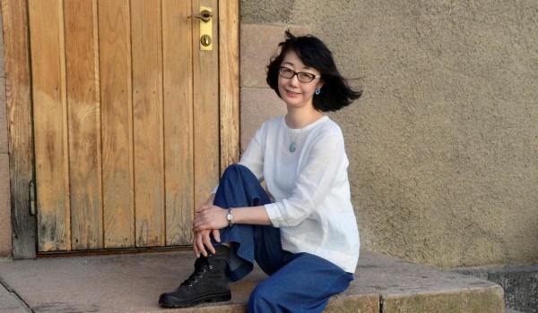 Going.   Niedźwiedzi bóg // Spotkanie z Hiromi Kawakami - Lokator