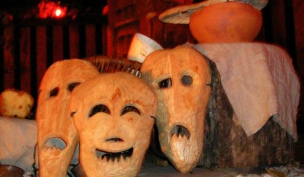 Going. | Halloween vs Dziady # audio&video: Random Brothers - Klub Zmiana Klimatu