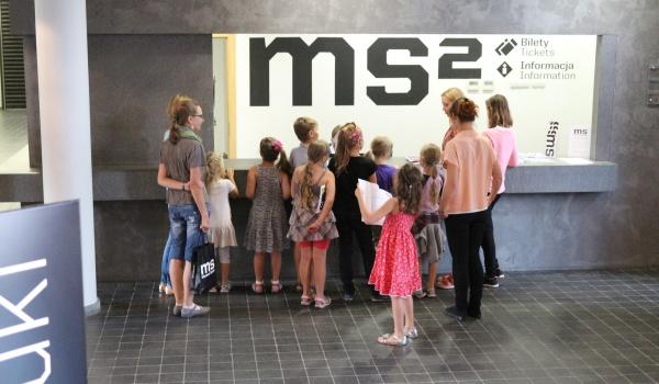 Going. | Cykl spotkań Przećwicz! Do czterech razy sztuka! - Muzeum Sztuki w Łodzi