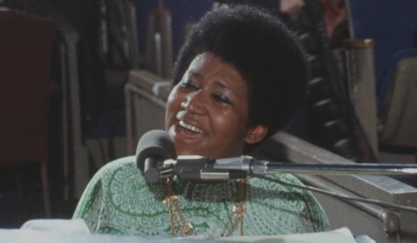 Going. | Kino Jazz | Amazing Grace : Aretha Franklin - Gdyńskie Centrum Filmowe