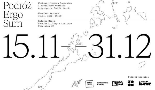 Going. | Podróż ergo sum - wystawa finalistów i laureatów konkursu APH - Galeria Biała w Lublinie