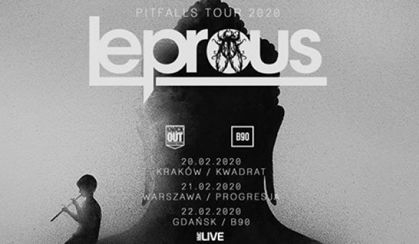 Going. | Leprous | Warszawa - Progresja