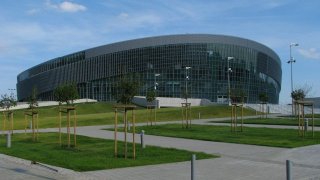 Arena Gliwice - Hala mała