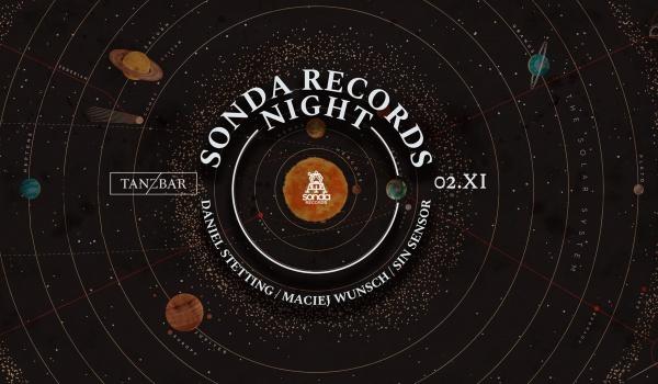Going. | Sonda Records night - City Hall